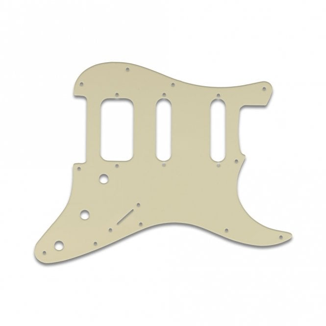 WD Music Strat Lonestar - Parchment 3 Ply