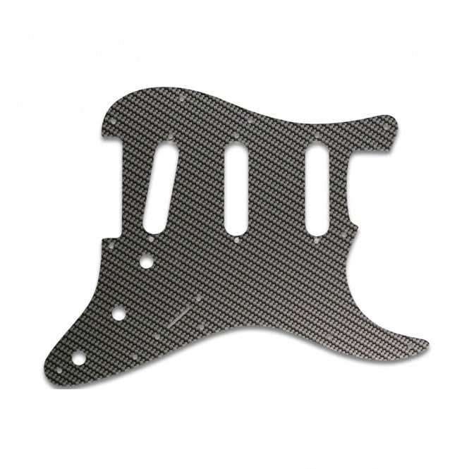 WD Music Strat - Simulated Carbon Fibre