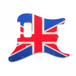 Strat Tom Delonge - British Flag