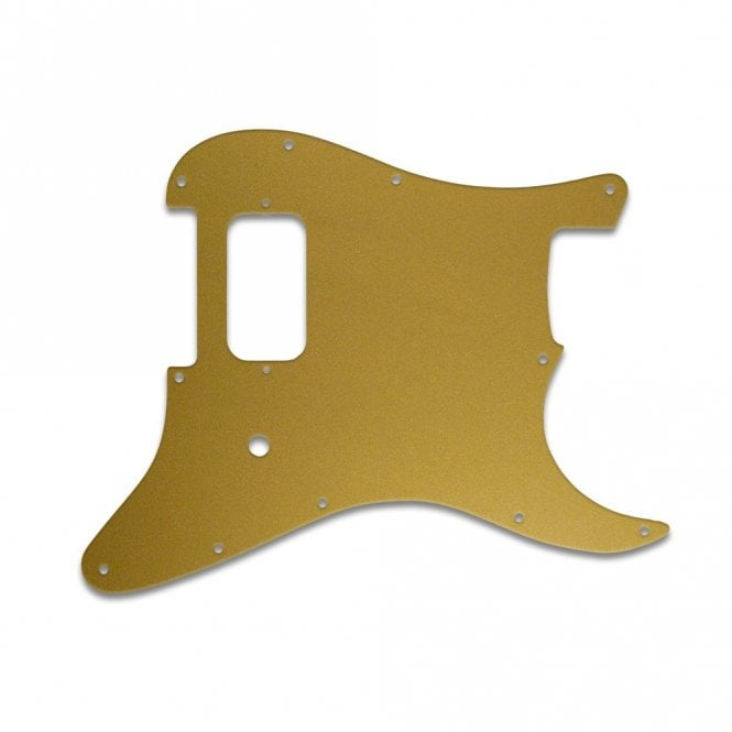 WD Music Strat Tom Delonge - Gold/Clear/Gold