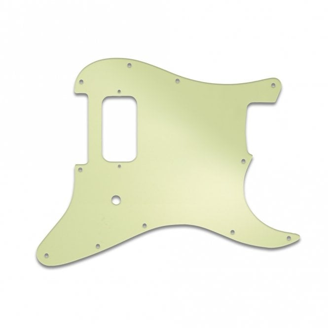WD Music Strat Tom Delonge - Mint Green 3 Ply