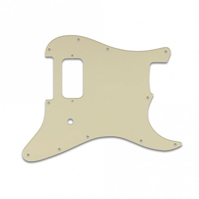 WD Music Strat Tom Delonge - Parchment Solid