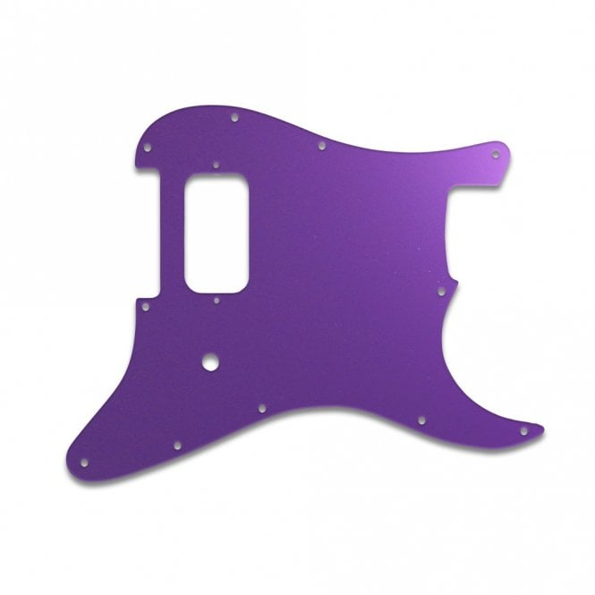 WD Music Strat Tom Delonge - Purple Mirror