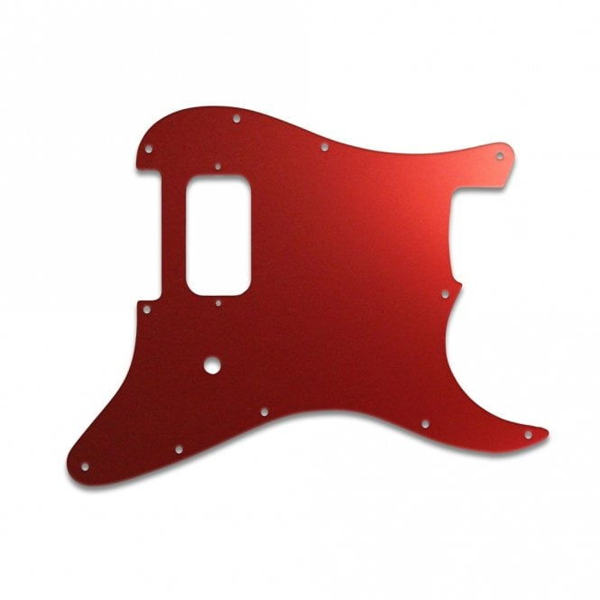 WD Music Strat Tom Delonge - Red Mirror