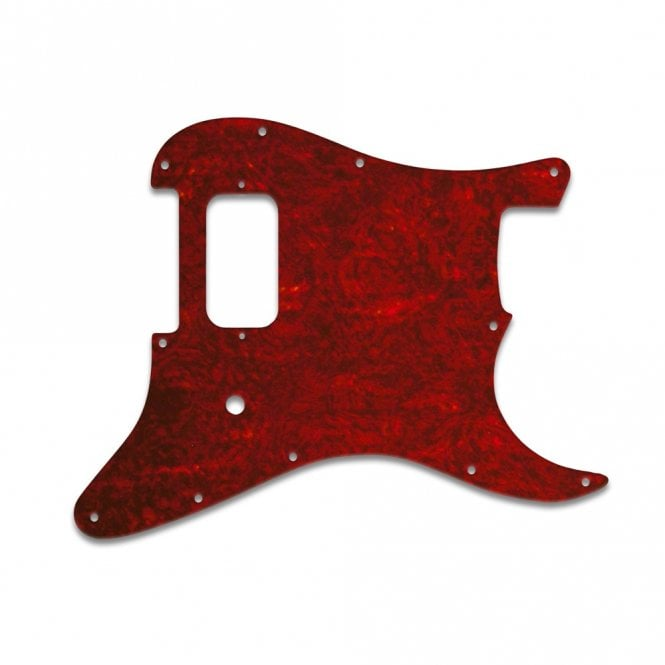 WD Music Strat Tom Delonge - Tortoise Shell Red