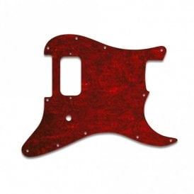 Strat Tom Delonge - Tortoise Shell Red