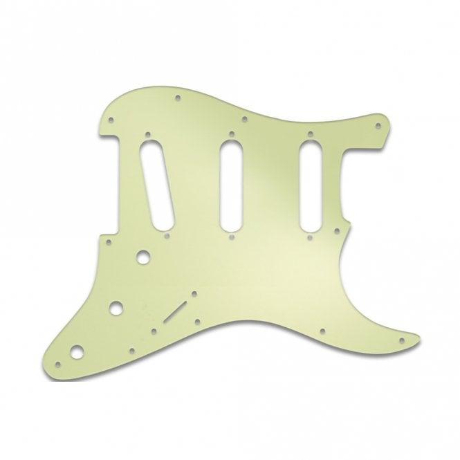 WD Music Strat Voodoo - Mint Green 3 Ply
