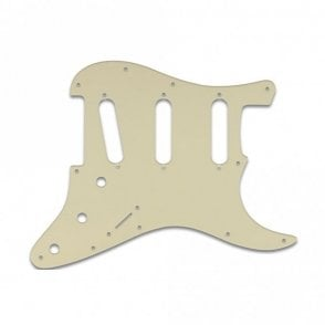Strat Voodoo - Parchment Thin .060