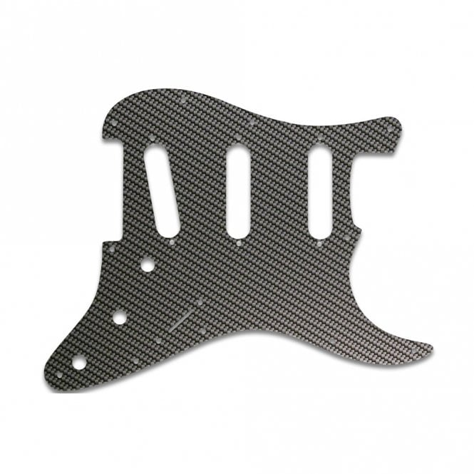 WD Music Strat Voodoo - Simulated Carbon Fiber
