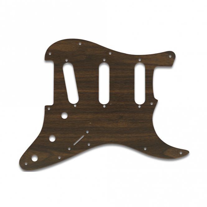 WD Music Strat Voodoo - Simulated Rosewood