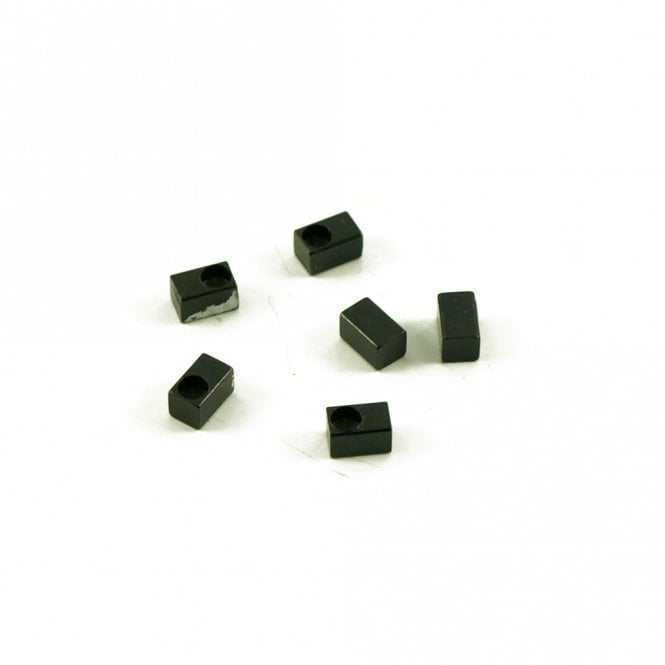 Floyd Rose String Lock Insert Block Black