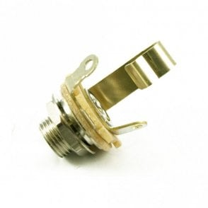 "1/4"" Jack Socket Mono For Electric Guitar"