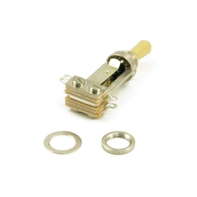 Toggle Switch Replacement Parts : Switchcraft exact replacement toggle switch for gibson