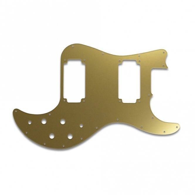 WD Music T-40 - Gold Mirror