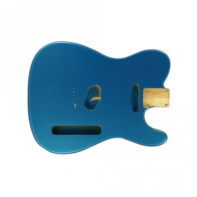 WD Music Tele body lake placid blue
