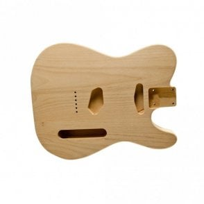 Tele body lightweight alder unfinished