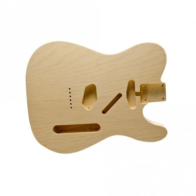 WD Music Tele body lightweight pine unfinished