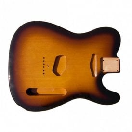Tele Body Tobacco Sunburst (Two Tone)