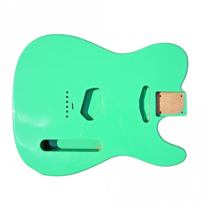 Hosco Tele Body Tropical Green