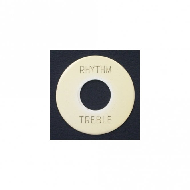 Time Machine Collection 59 Les Paul Rhythm/Treble Ring Cream Relic