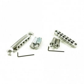 Locking Metric Tune-O-Matic/Tailpiece Set (Large Posts)