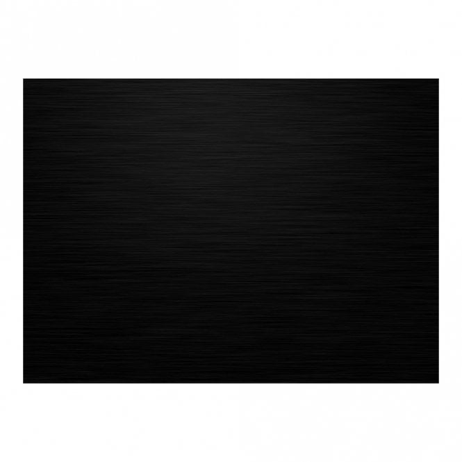 "WD Music Blank Black Anodised (Simulated) 9"" X 15 1/2"