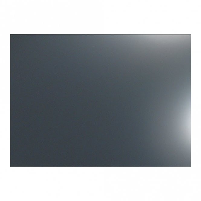 "WD Music BLANK MIRROR SMOKE 9"" X 15 1/2"