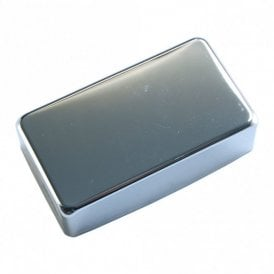Closed Metal Humbucker Cover Chrome