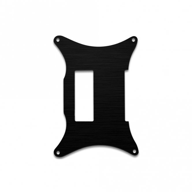 WD Music Epiphone 50Th Anniversary Crestwood - Black anodised (simulated)
