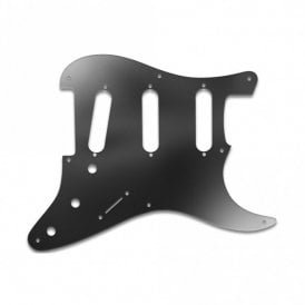 Eric Johnson/Eric Clapton/Stevie Ray Vaughan Signature Strats - Black Acrylic