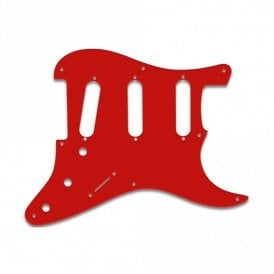 Eric Johnson/Eric Clapton/Stevie Ray Vaughan Signature Strats - Solid Red