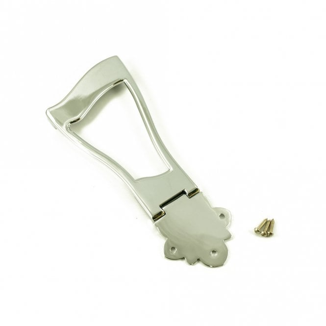 WD Music Fancy Jazz Tailpiece