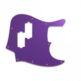 Fender Blacktop Jazz Bass - Purple Mirror