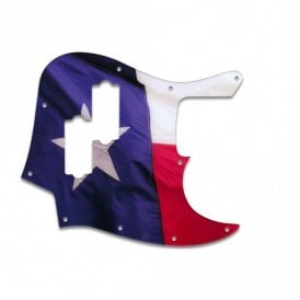 Fender Blacktop Jazz Bass - Texas Flag