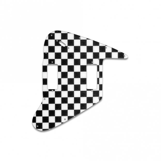 WD Music Firebird - Checkerboard