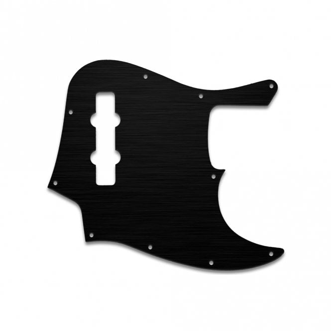 WD Music Highway One Jazz Bass - Black anodised (simulated)