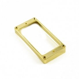 Humbucker Mounting Ring High Gold Arched (Metal)