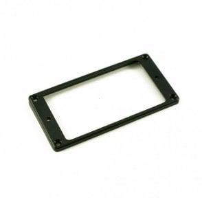 Humbucker Mounting Ring Low Black
