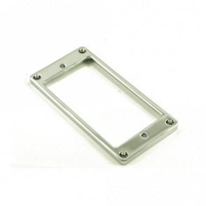 Humbucker Mounting Ring Low Chrome (Metal)