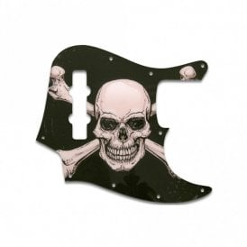 Jazz Bass Mexican Standard - Jolly Roger