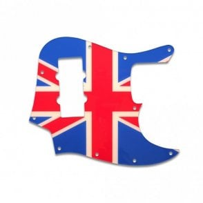 Jazz Bass Modern Player - British Flag