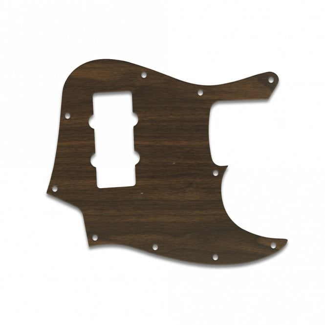 WD Music Jazz Bass Modern Player - Simulated Rosewood