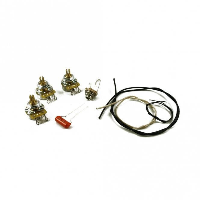 WD Music Jazz Bass Wiring Kit - WD Music from WD Music UK