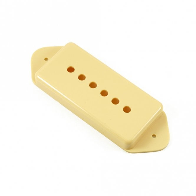 WD Music Les Paul Junior Pickup Cover Cream