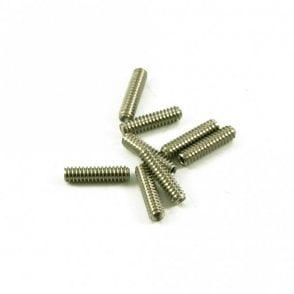 Long Strat Saddle Height Screw, Imperial Thread, Allen Key Adjusted (Bag of 8)