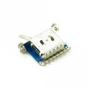 Metric-sized Enclosed-style Replacement Stratocaster 5 Way Switch