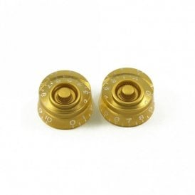Metric Speed Knob Gold