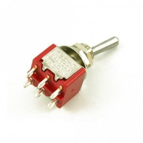Mini Toggle Switch On/On