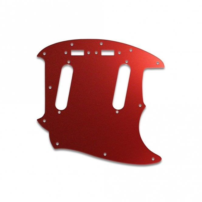 WD Music Mustang - Red Mirror