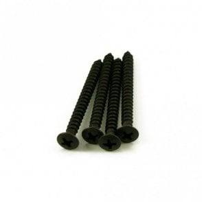 Neck Screw Black (Bag of 4)